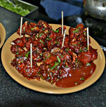 #spicy and #hot  Gobi Manchurian Is Ready To Feast Your Tummy #Windys  - by Windys Family Restaurant, VISAKHAPATNAM