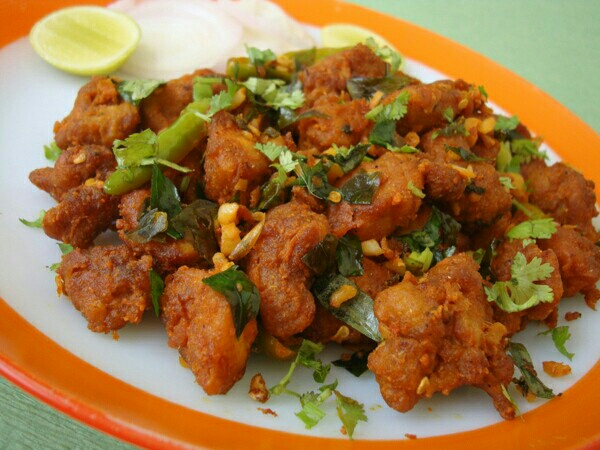 Come and have our Appetizing #AndhraSpicy #Prawnfry. - by Windys Family Restaurant, VISAKHAPATNAM