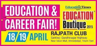 EDUCATION & CAREER FAIR - by KALAPURNAM   INSTITUTE, Ahmedabad