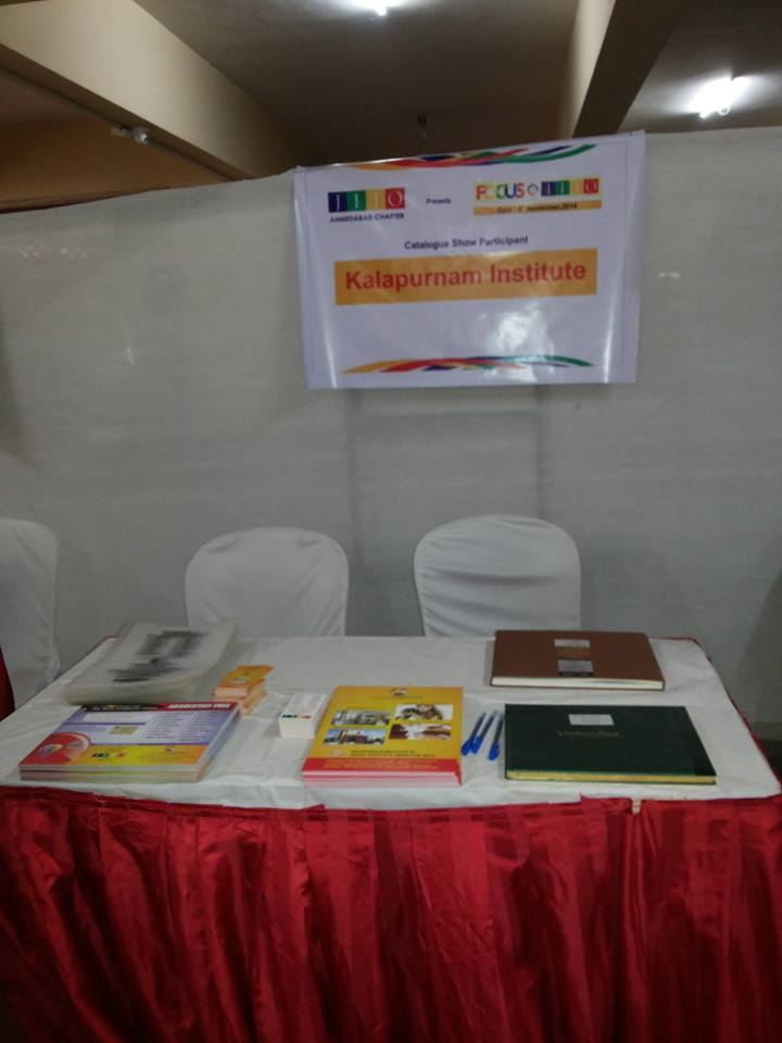 Catalogue Show - by KALAPURNAM   INSTITUTE, Ahmedabad