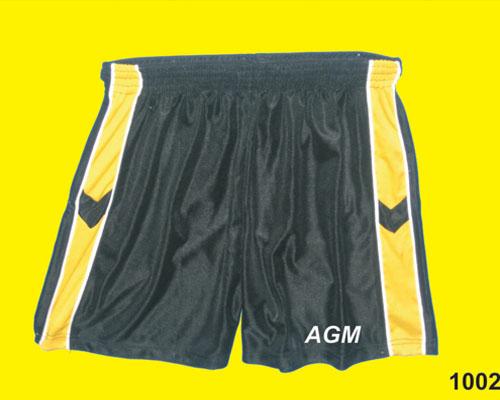 Football Shorts - by AGM SPORTSWEARS, No.82, T Block, 5th Main Road, Anna Nagar, Chennai, Tamilnadu