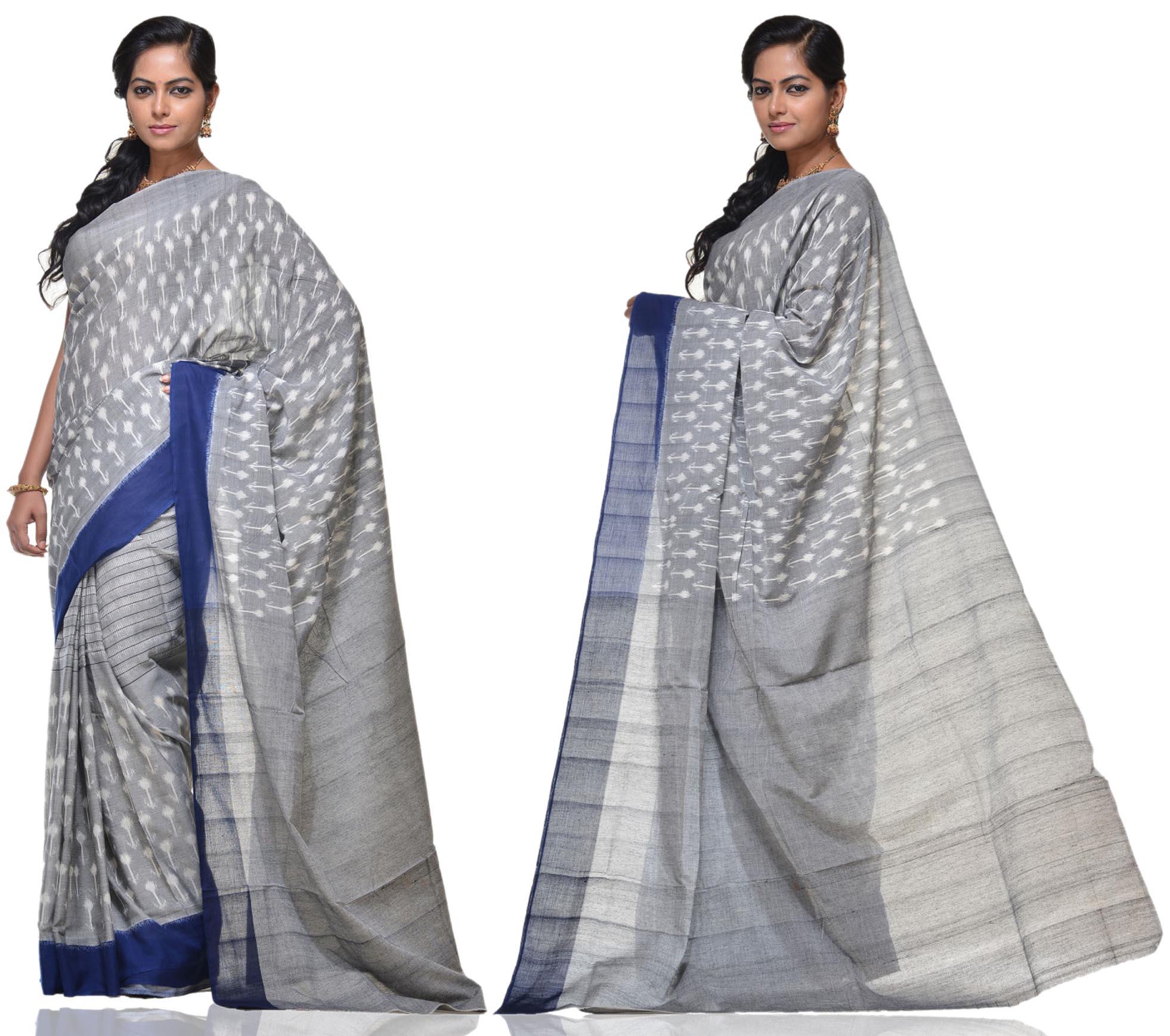 Price:- 4300/-   New collection of Ikkat sarees, ikkat Silk sarees, ikkat Cotton sarees, ikkat sarees. Sign up now for E-book you will be updated with latest collection of ethnic verities. For More Info Click on :- www.uppada.com  We manufacture of Uppada sarees, Paithani sarees, Banarasi sarees, Venkatagiri Sarees, Gadwal Sarees, Khadi sarees, Hand Painted Kalamkari Dupatta, Ikkat sarees, Kanchipuram Sarees, Atr Poly Silk Sarees, Dupattas, Stoles etc. For more info us at 040 64640303, 441905005.  Buy online: - uppada.com  - by Paithani, Hyderabad