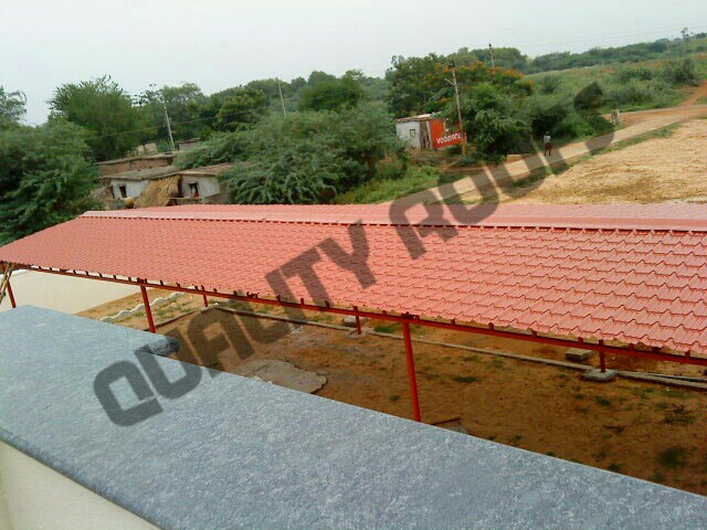 Metal roofing chennai  we are the best metal sheet roofing chennai. we serve all over tamilnadu - by QUALITY ROOFS PVT LTD                      Call : 8099326706 , chennai