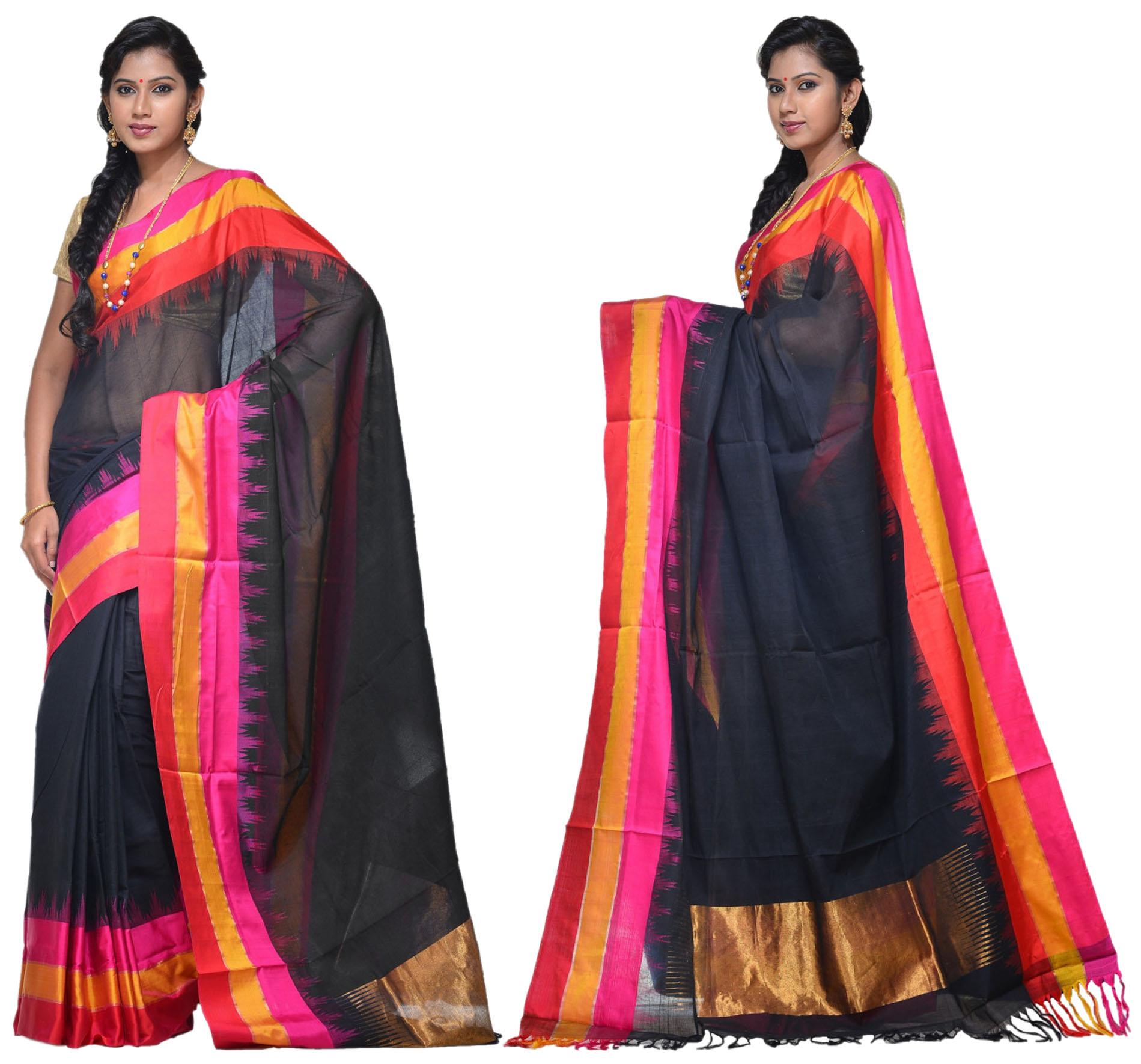 Price: - 9000/-   New designs of khadi sarees, khadi cotton silk sarees, khadi cotton fabric, khadi silk sarees. Sign up now for E-book you will be updated with latest collection of ethnic verities. For More Info Click on :- www.uppada.com  We manufacture of Uppada sarees, Paithani sarees, Banarasi sarees, Venkatagiri Sarees, Gadwal Sarees, Khadi sarees, Hand Painted Kalamkari Dupatta, Ikkat sarees, Kanchipuram Sarees, Atr Poly Silk Sarees, Dupattas, Stoles etc. For more info us at 040 64640303, 441905005.  Buy online: - uppada.com  - by Paithani, Hyderabad