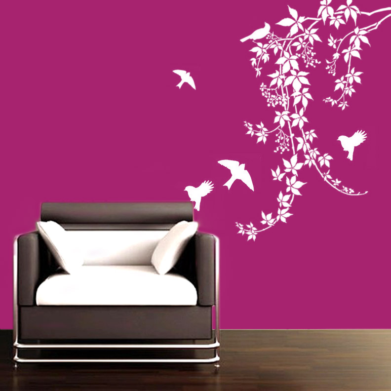 Wall Decor Stickers In Hyderabad v Wall Decal