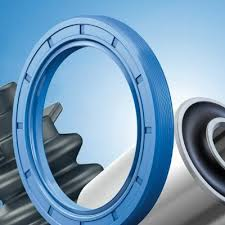 Simrit Oil Seals -Simmerrings are used for Sealing Rotary Shaft, Predominantly in the Following Applications:  Industrial Gear Boxes, Differentials, Axles, Wheel Hub Crank Shaft & Cam Shaft Agriculture & Construction Machinery Hydro Pumps, Hydro Motors     - by Hydro Seals India, Chennai