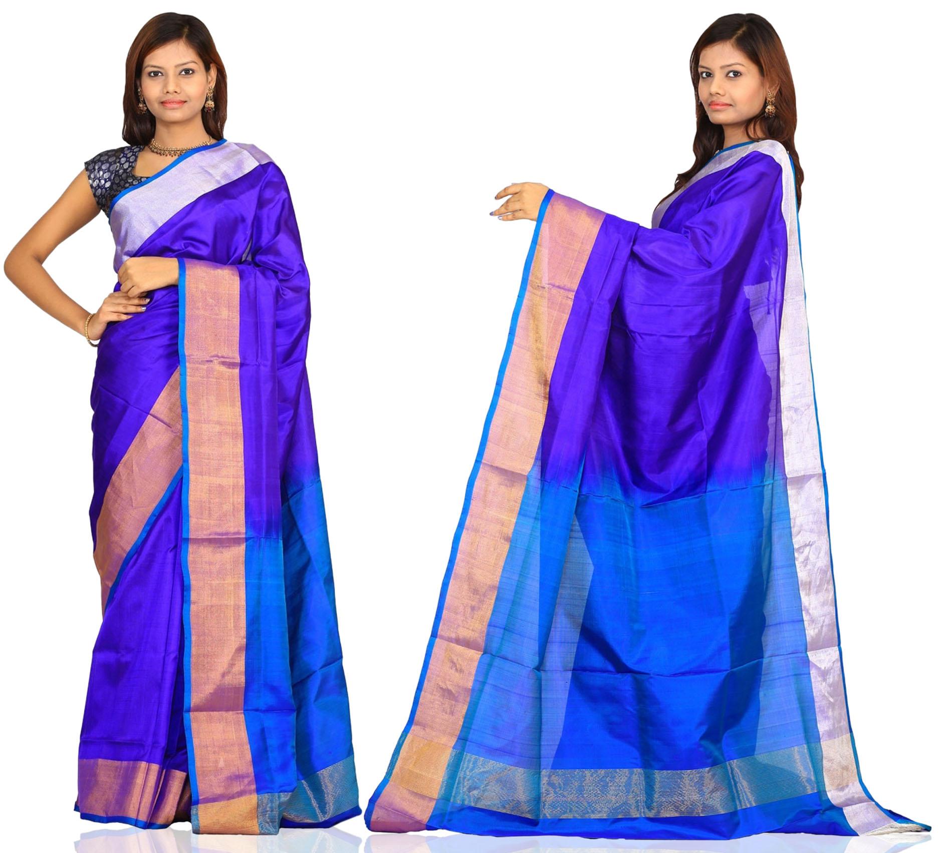 Price: - 6200/-   Uppada presents new collection of uppada sarees, uppada cotton silk sarees, uppada silk sarees, uppada silk sarees. Sign up now for E-book you will be updated with latest collection of ethnic verities. For More Info Click on :- www.uppada.com  We manufacture of Uppada sarees, Paithani sarees, Banarasi sarees, Venkatagiri Sarees, Gadwal Sarees, Khadi sarees, Hand Painted Kalamkari Dupatta, Ikkat sarees, Kanchipuram Sarees, Atr Poly Silk Sarees, Dupattas, Stoles etc. For more info us at 040 64640303, 441905005. - by Paithani, Hyderabad
