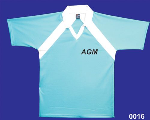 Football T-Shirt - by AGM SPORTSWEARS, Chennai