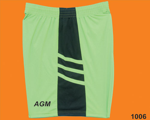 Football Shorts - by AGM SPORTSWEARS, Chennai