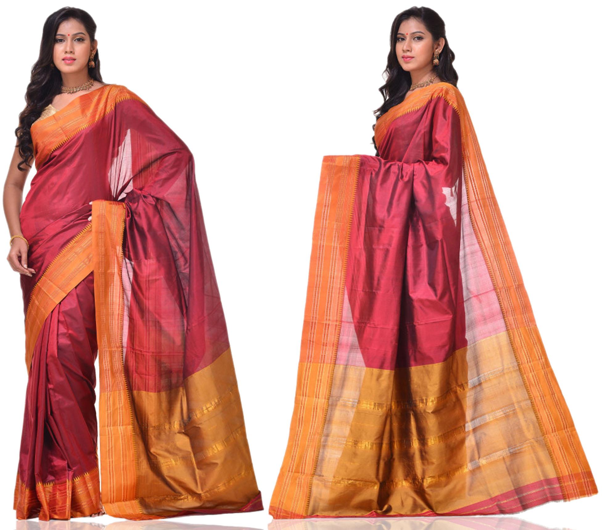 Price:- 4300/-  New Collections of Narayanpet sarees, Narayanpet silk sarees, Narayanpet cotton sarees, Narayanpet sarees online. Sign up now for E-book you will be updated with latest collection of ethnic verities. For More Info Click on: - www.uppada.com  We manufacture of Uppada sarees, Paithani sarees, Banarasi sarees, Venkatagiri Sarees, Gadwal Sarees, Khadi sarees, Hand Painted Kalamkari Dupatta, Ikkat sarees, Kanchipuram Sarees, Dupattas, Stoles etc. For more info us at 040 64640303, 441905005. Buy online: - uppada.com  - by Paithani, Hyderabad