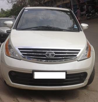 TATA ARIA PRIDE 4/2:MODEL 05/2011, KM 150000, COLOUR PERAL WHITE, FUEL DIESEL, PRICE 700000 NEG. - by Nani Used Cars, Hyderabad