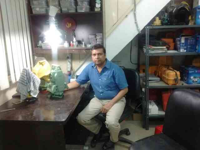Service And Repair Of Dumpy Level , Theodolite, Total Station , Laser Distance Meter, Rotating Laser, Down load Cable, Mini Prism , Tripod, Staff Of All Brand  at Delhi India