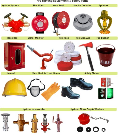 ELECTRICAL SAFETY EQUIPMENTS   We are most trusted name in the field of fire safety products and services in chennai