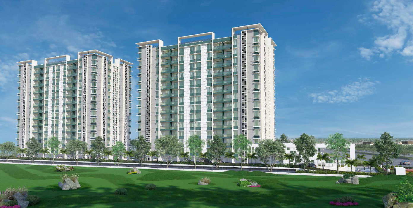 Apartment in North Bangalore Comfort meets convenience in these elegantly crafted 2 & 3 BHK homes. Each building is placed strategically so that every home gets its own share of beautiful view. Each space is cross ventilated and is a great combination of modern look with a very simple design. http://www.pridegroup.net/palatia/