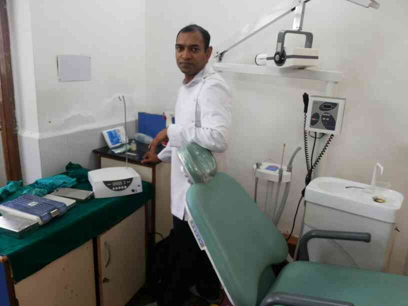 Best dentist in candolim