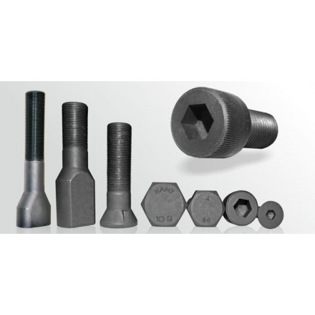 """Manufacturer Of Precision Machined/Turned Components In Vasai  Condition  New  Technical Details:  Metric Series ø M20 – M64, Inch Series ø 5/8"""" – 2 1/2"""" Length Metric Series M 80 to M650, Inch Series 3 1/2"""" – 26"""" (longer length can be made) Property class / Grade: as per requirements."""