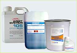 EPOXY RESIN used for FRP Pipe - AKB Agencies