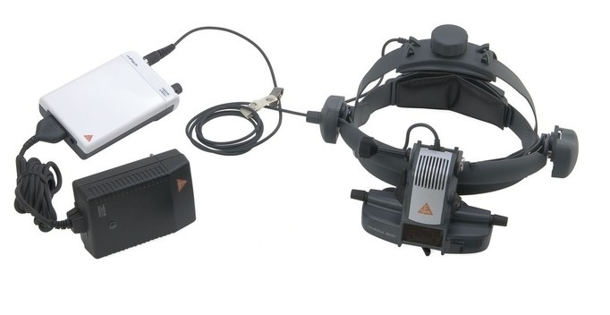 OMEGA 500 LED - KIT with plug-in transformer for HC 50 L