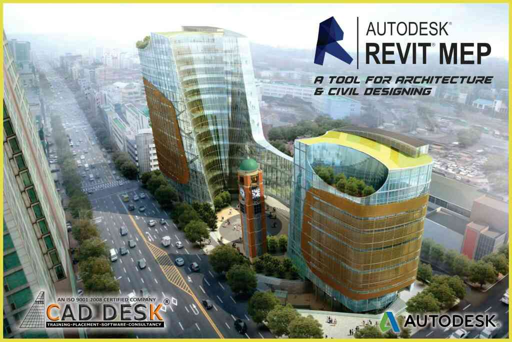 Revit MEP Institute in West Delhi  CadDesk Delhi is the Best Institute in Delhi for various Cad software. We have some of the most well trained teachers in the industry with experience of more than 15 years. We are also into Consulting because of which we cab provide our students the most practical knowledge. Join CadDesk Delhi to learn Revit MEP and compete with the best individuals in the industry