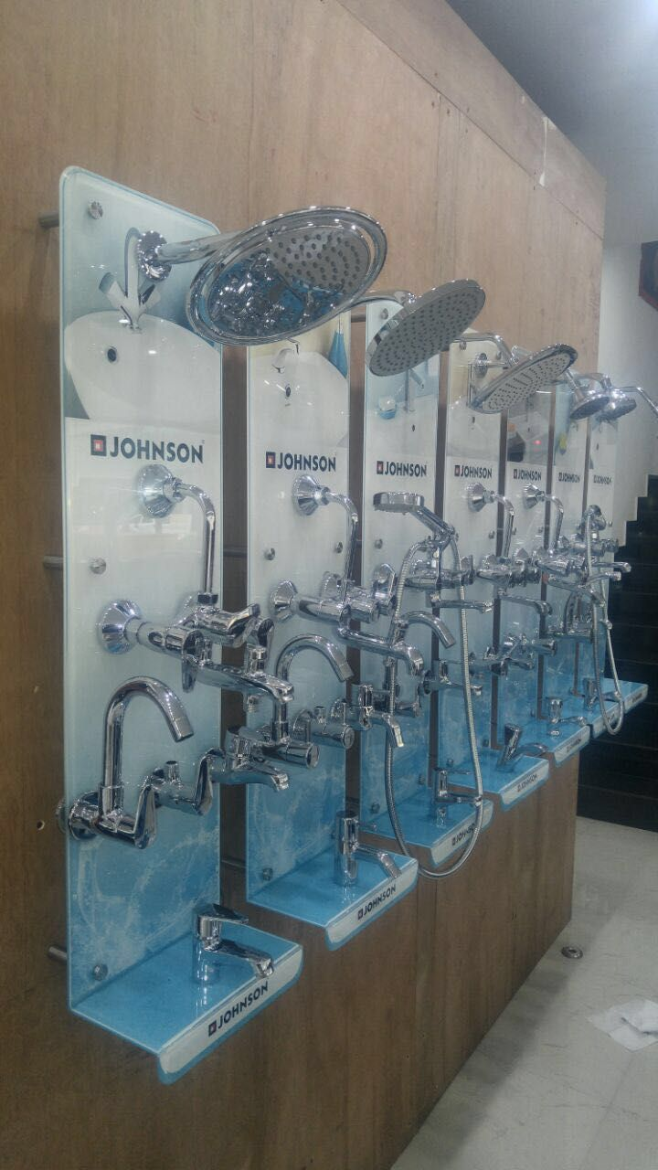 Best tiles and fittings
