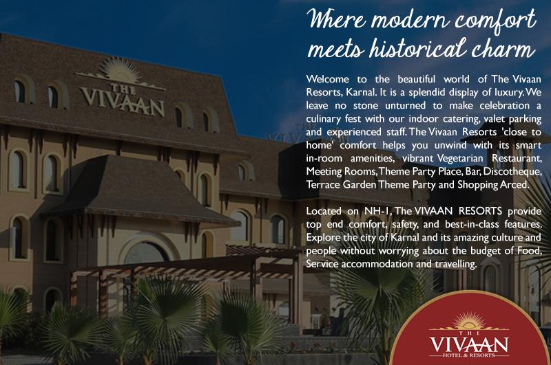 Best Hotel in Karnal