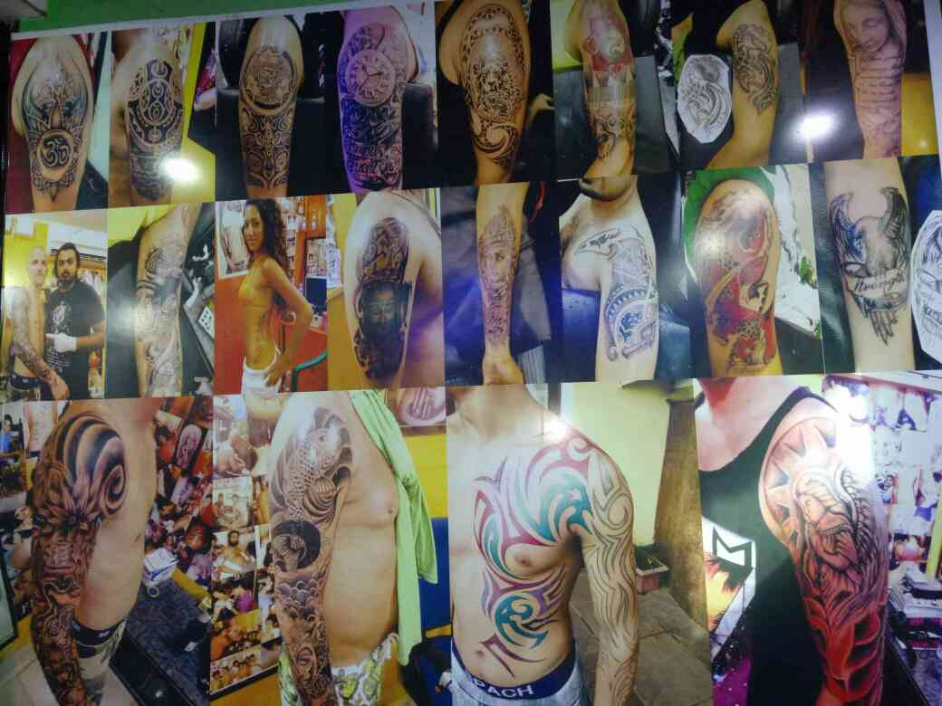 Best Tattoo Maker in Baga Goa