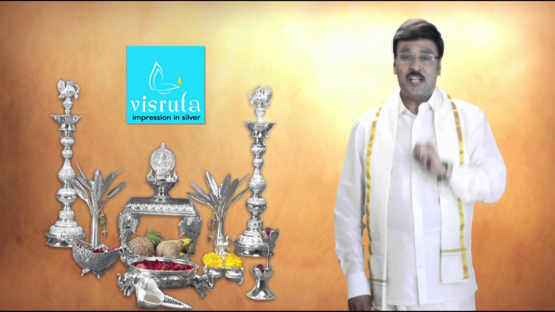 Silver Ornament Showroom in Coimbatore  Visruta Impression have huge verity of Silver Ornaments with creative & latest designs.  For more info: 8124125125