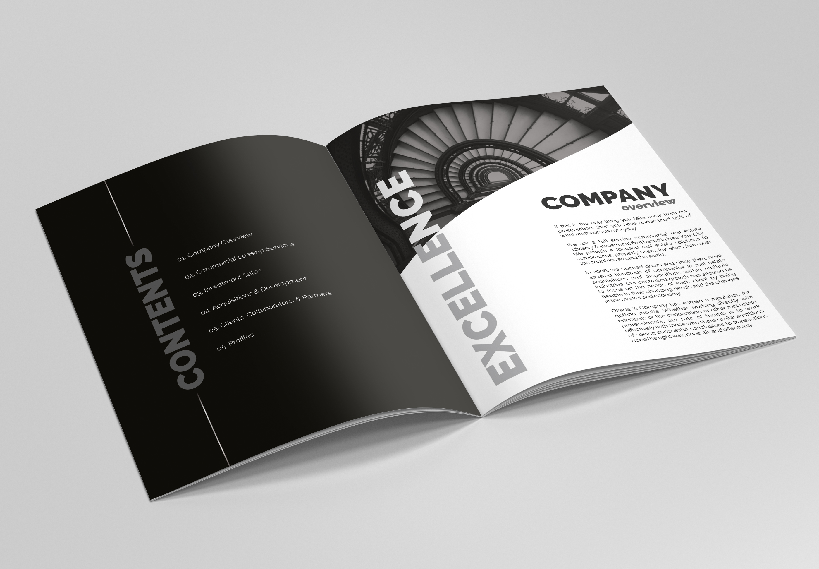 Brochure Inner Pages