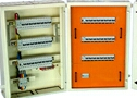 Our offered range of Electrical Control Panels, which comes in wide range of contemporary model. Our range of electrical control panels is excellent in performance, easy to handle and durable. These electrical control panels are used to give power to the electric motors and other equipment. Our panels are highly demand among our clients due to their sturdy construction and fine finish. We offer these at best reasonable rate.