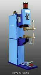 Press type air operated projections cum spot welders machine are designed for high-speed production job to meet vast needs of metal fabrication industry. A variety of electrodes and tooling can be fitted to render the machine suitable for projection welding, cross wire welding, Electro-brazing, hot-riveting, Electro-forging and upsetting etc.  Projection Spot Cum Welding Machine in vadodara Gujarat  Projection Spot Cum Welding Machine in bharuch Gujarat  Projection Spot Cum Welding Machine in surat Gujarat