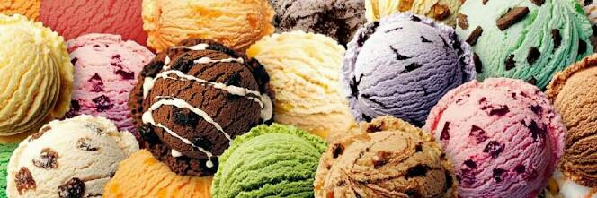 we supply good quality of IceCreams in party