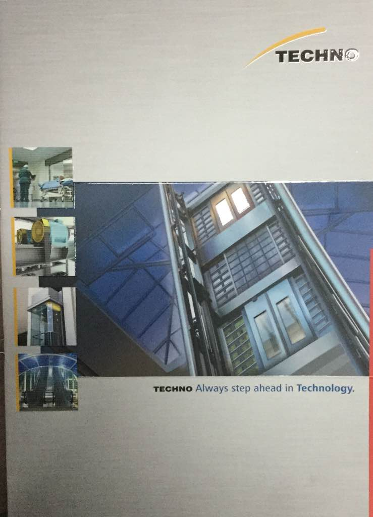 Elevators Manufacturers in Ahmedabad  We  TECHNO INDUSTRIES LTD is well known brand of Elevators in India