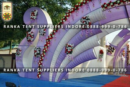 We offer wedding mandaps/ manavari that are known for the doses of elegance these bring to any marriage ceremony.