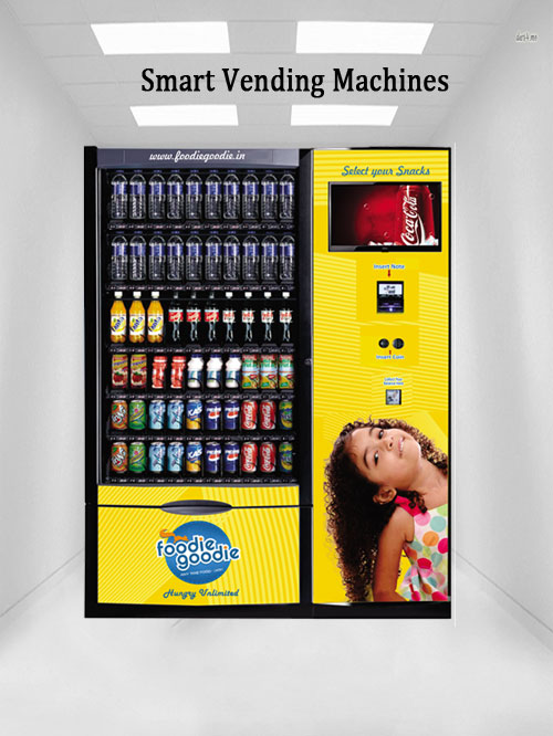 We are The Leading Manufacturers Of Snacks Vending Machine In Coimbatore, Tamilnadu, India.  Smart Vending Machine  Automatic Vending Machines   More Info  www.betaautomation.com