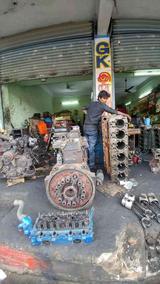 We are the Best Marine Engine Service and Re conditioning Industry in Chennai.
