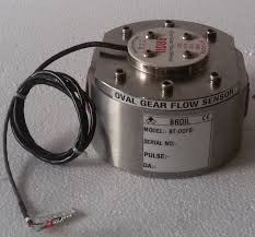 OVAL GEAR FLOW SENSOR   Flow Measurement for All type of Liquid at any application.   Flow range: 0.02 LPH to 50000 LPH   Temp Range: -40 to 100 C