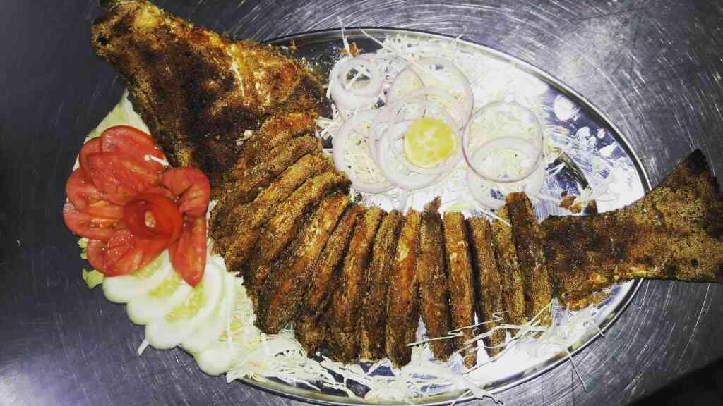 Sharda Classic special baby chonak rawa fry