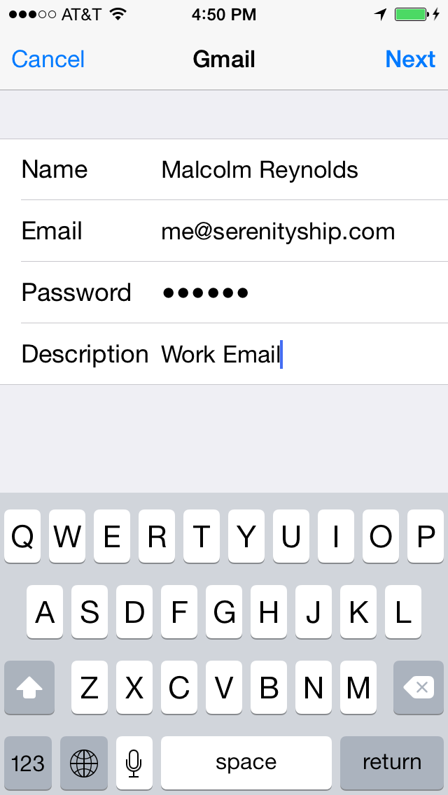 Google Apps Reseller #How to configure  Google Email in IPHONE? 1.Open the Settings app. 2.Tap Mail, Contacts, Calendars. 3.Tap Add Account. 4.Tap GOOGLE 5.Enter your Email id and password in account settings (see your IT administrator or service provider if you don't know them). 6.Tap Next. 7. Select what you want to sync (Mail, Calendar, Contacts, Reminders). 8.Tap Save.