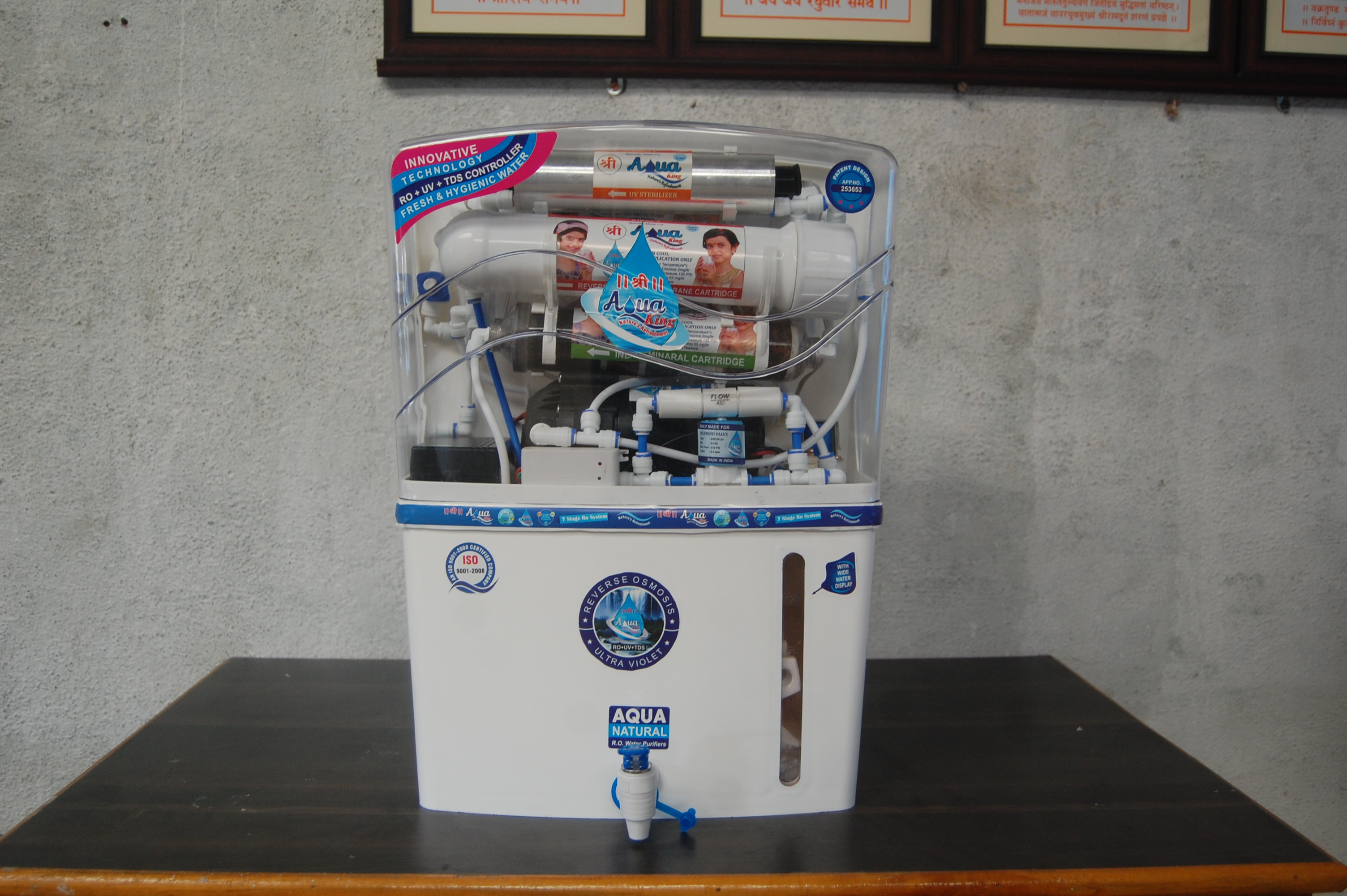 we provide best water solution and environment services