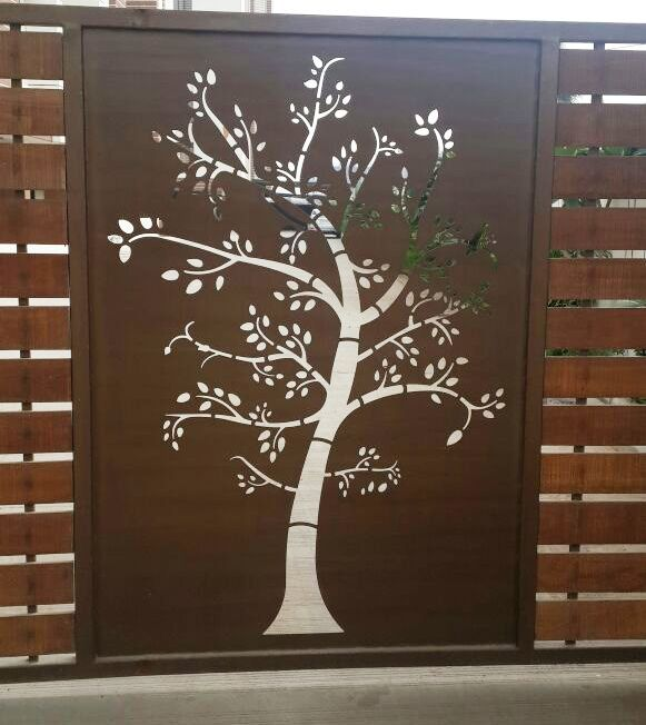 Laser cutting gate,  We  can provide laser cutting service with best price,  we will transfer your idea on metal.