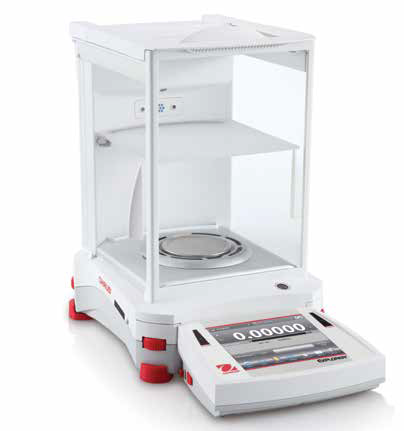 Authorized dealer in Gujarat for OHAUS make Explorer Semi Micro Analytical and Precision weighing balance. With a color touchscreen, GLP/GMP compliance capabilities,