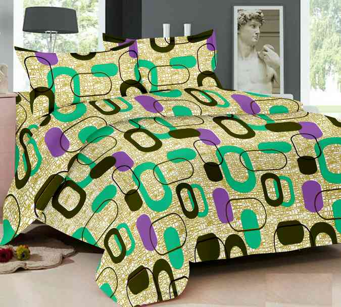 100% cotton bedhseet available in bulk. Premium quality at affordable price.  manufacturer | Exporter | Ahmedabad