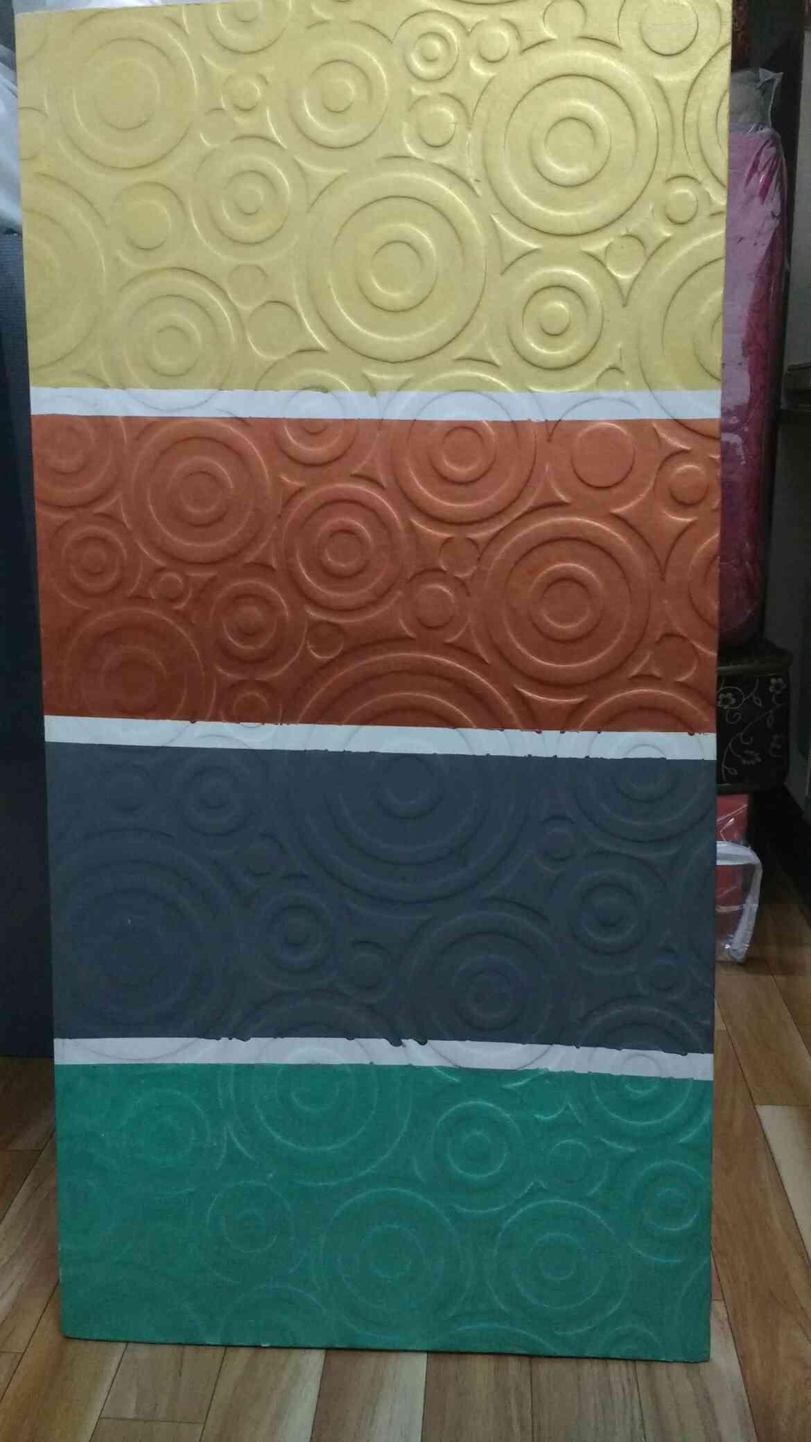 Shera Deco board painting