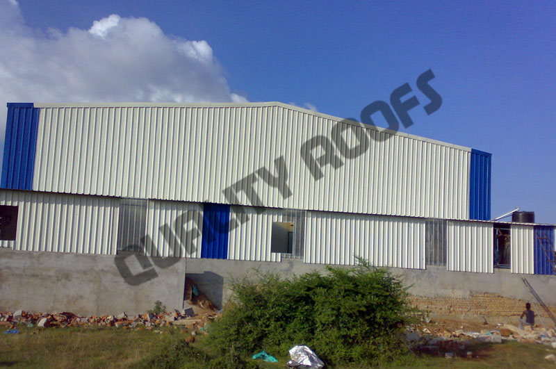 Warehouse Shed Contractors Chennai                     We are the Leading Warehouse Shed Contractors Chennai. With rich industry experience in manufacturing and supplying industrial products, we offer a wide range of Warehouse Sheds. Offered products are manufactured using the finest quality raw material and are in total compliance with set industry norms. These Pre Fabricated Sheds have huge demand in the market due to their high quality, robust construction, durability and reliability. Quality auditors of our team examine these products on defined parameters to eradicate all the flaws.  This structural shed has been manufactured in unique manner and has blend of eye-catching design, robustness and excellent structure.
