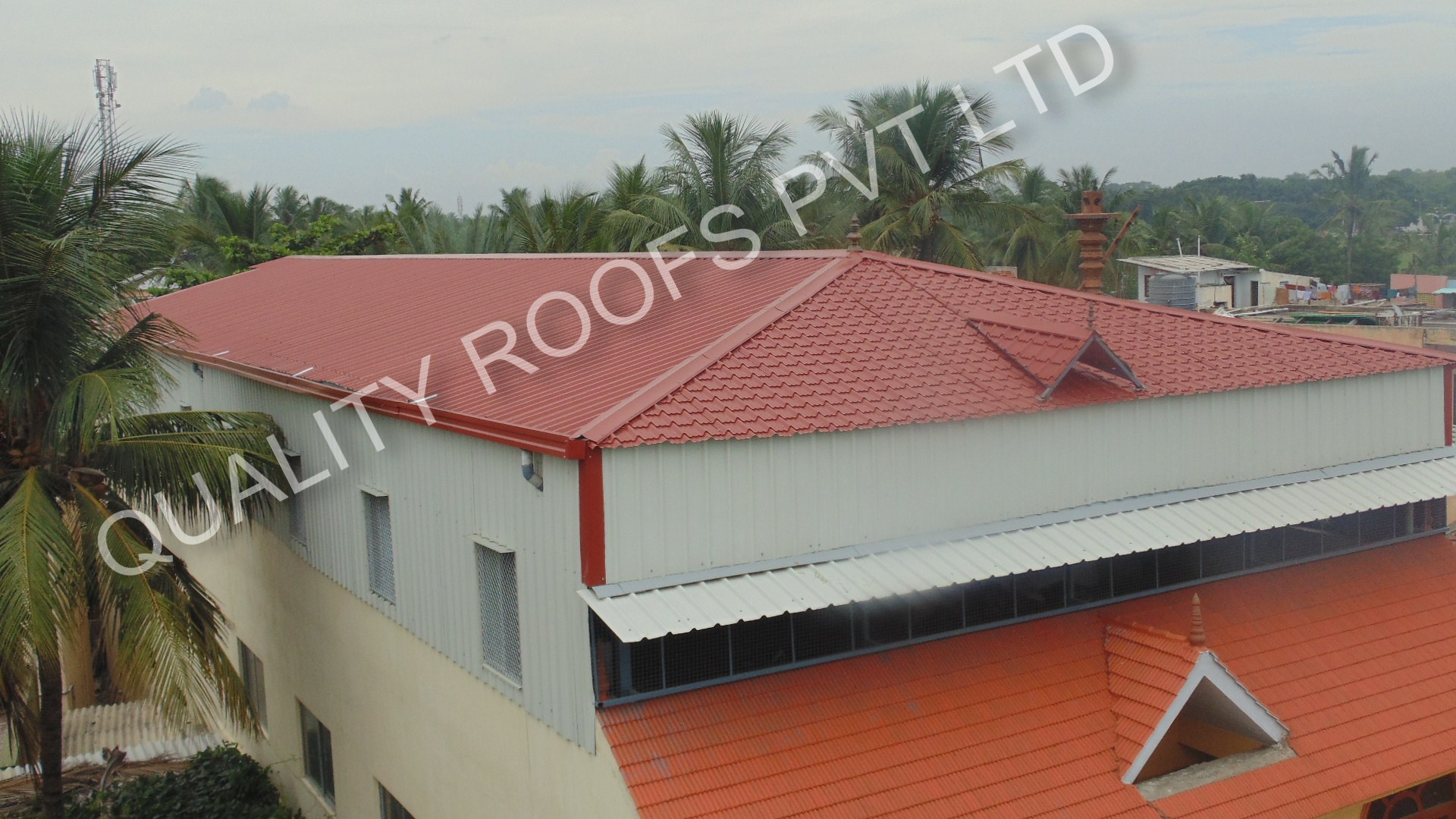 Terrace Roofing Works In Chennai                 We are the Leading Terrace Roofing Works In Chennai. We are offering our clients an exclusively range of Terrace Roof. This terrace roof is manufactured by vendor's experts utilizing the finest grade material and cutting-edge techniques as per the international standards. Offered terrace roof is acclaimed in the market due to its excellent texture. Our terrace roof is inspected on various quality parameters so as to deliver a defect free range.   Being a quality driven organization, we are affianced in offering a qualitative Terrace Roofing Shed. The roofing sheds offered by us are manufactured from the quality approved material under the observation of skilled professionals.  These roofing sheds are demanded in the industry due to their excellent finish & least maintenance. We are offering these roofing sheds in different sizes at competitive price.