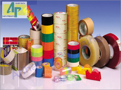 Adhesive Tapes...Manufacturer, Supplier, Arihant Packaging Jaipur, Rajasthan.... All types of tapes bopp tapes, masking tapes, double sided tapes, foam tapes, floor protection tapes, tissue tapes all under one roof with most reasonable prices...
