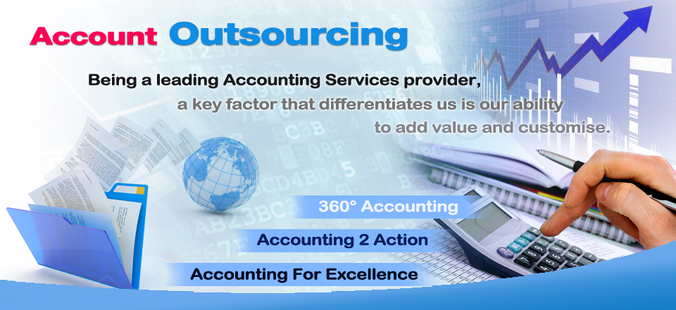 Accounts outsourcing job done here