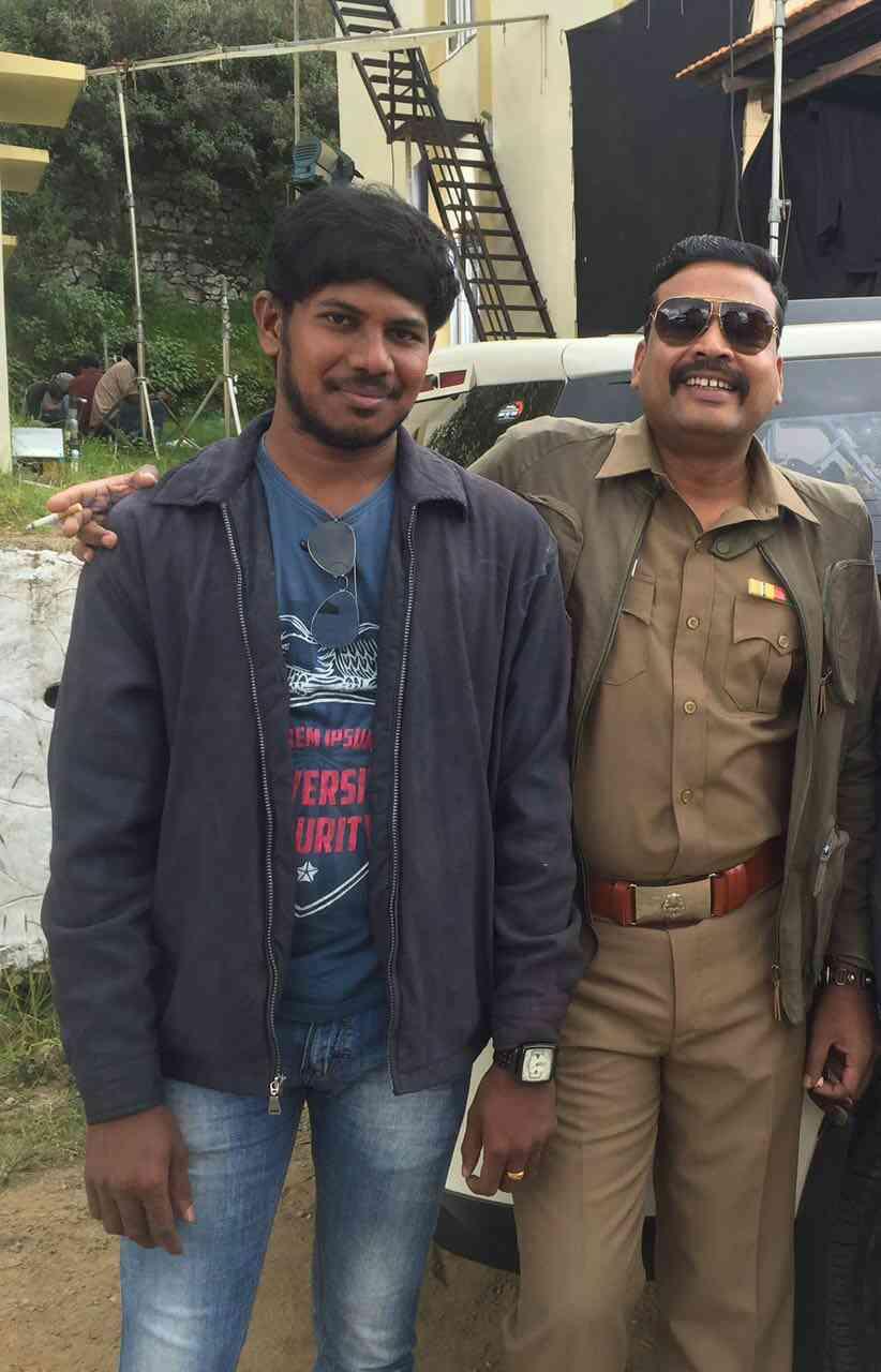 Jagadesh Actor