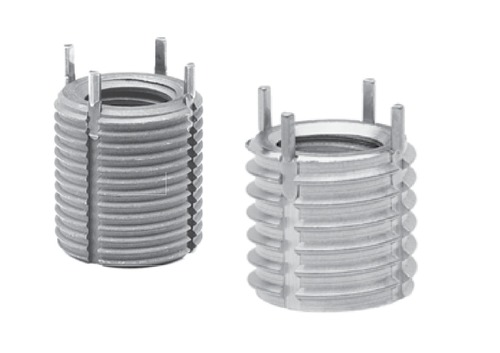 Threaded Inserts Dealers In Chennai  We Dealing a Brand of Jergens keylocking threaded inserts are used to quickly repair stripped, damaged or worn out threads. Threaded inserts are easy to install and remove. Available in inch and metric varieties and Miniature, Thinwall, Heavy Duty, Extra Heavy Duty and Mil-Spec styles.