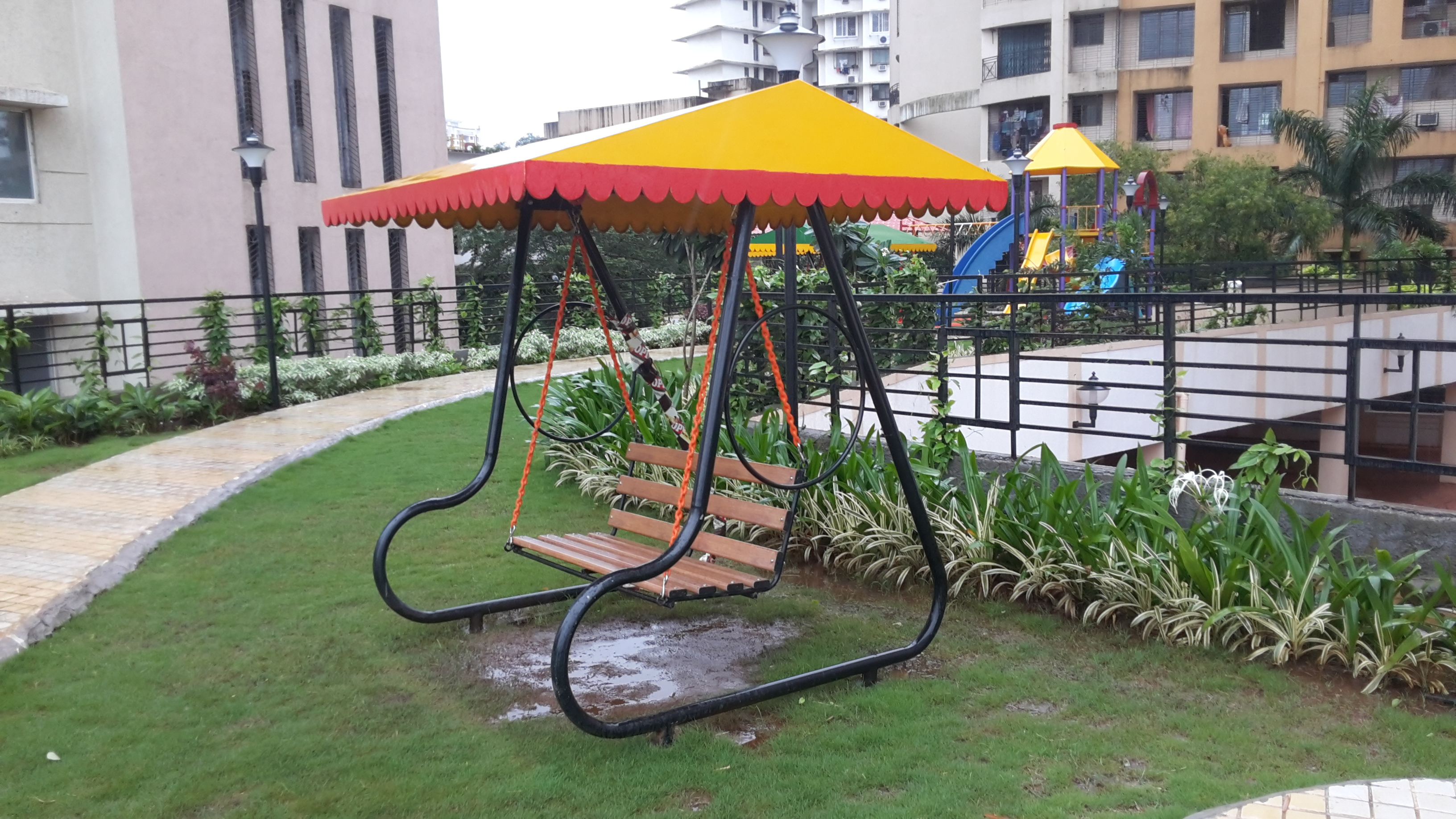 Royal Play Equipment is the Best Adult Slide Manufacturer in Mumbai. We are one of the prominent manufacturers, suppliers and wholesalers of a wide range of vivacious and vivid kinds of Playground Items and Garden Decorating Stuff.   In this range, we have a wide variety of games and slides for kids.  Established in the year 2007, we Royal Play Equipments are emerging as a consistent and developing business entity engaged in the manufacturing, supplying and wholesaling of an extensive array of Playground Items and Garden Decorating Stuff. We are one of the leading manufacturers of this quality range that has been constructed out of fiber glass, resin & mat and other safe and reliable material. That material that we have used has been procured by our associate vendors. In our range we have various kinds of educational toys and a wide variety of class room furniture. Amusement rides, Eco Park, Children play ground Equipments, Toddler play equipment, Theme Play Equipment, Park play equipments, Multi Play Equipments, Water Slides, Swings and See-Saw are some of the products that we are offering. We are also offering other similar products Baby Electric Toy Train, Garden Equipments, Play Stations, Indoor Play Equipments Designer Wooden furniture for kids, Garden benches, Swimming Pool, Kids Pool, Splash pool, Decorative items, Sculpture items and Fountains.  These items are widely used in places such as kindergartens, school, resorts, hotels, corporations, malls, colony parks, exhibitions and water parks. Our range is so fascinating and vivacious that it wins hearts instantly. It has been widely appreciated by major architects, interior designers, real estate developers and contractors who have credited this range to be conventional and easy to use or install. Customers can avail from us this range in a customized form as per the specifications they provide to us. We take contractual orders from schools and communities dealing in infrastructure decoration and availing ki